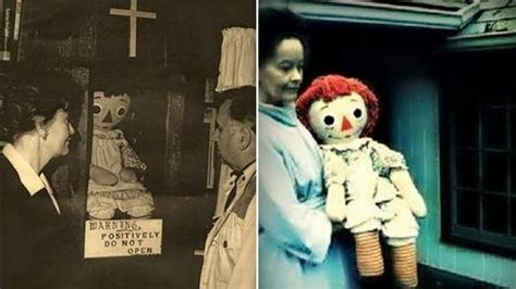 annabelle doll true facts annabelle real doll revealed the true story