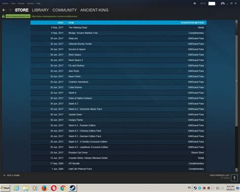 Csgo Inventory 13 wts steam 13 years account 31 on acc cs go 16 wins rank silver 1 sell trade