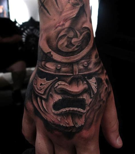 tattoo japanese hand 25 nice samurai tattoos desiznworld
