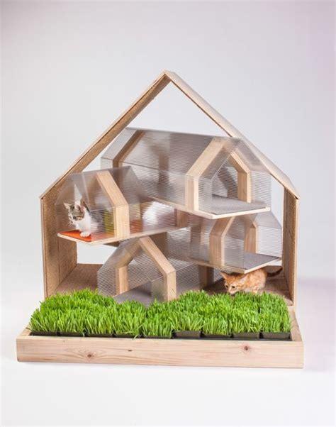 design works home is where the cat is casas de arquitecto para gatos