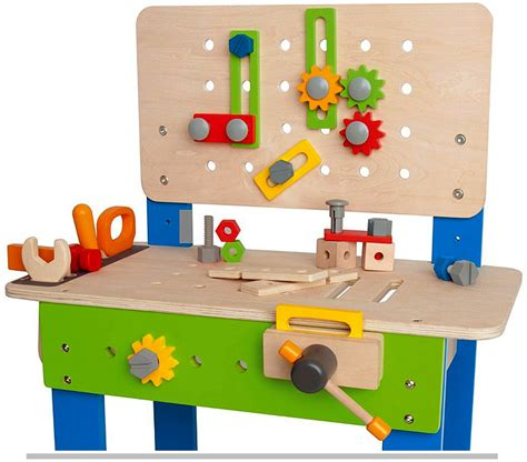 best toy tool bench hape master workbench cool toy review