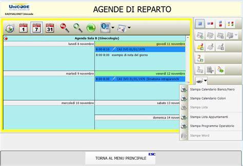 registro elettronico g vasco easysalonet software per la gestione delle sale operatorie