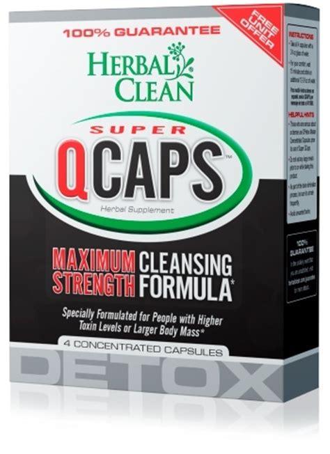 Best Otc Detox For Thc by Caps For Passing Urine Test