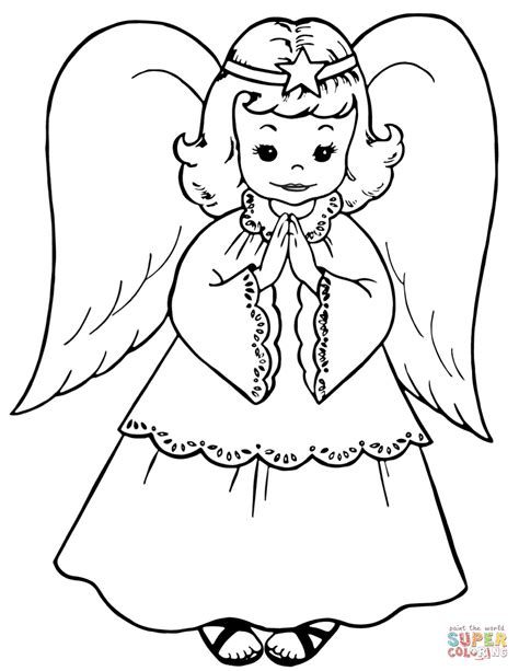 angel coloring pages for preschool angel coloring pages for preschool