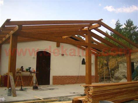 immagini tettoie immagini tettoie in legno