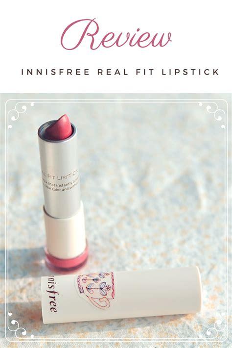 Makeup Innisfree evydraws korean makeup review innisfree real fit