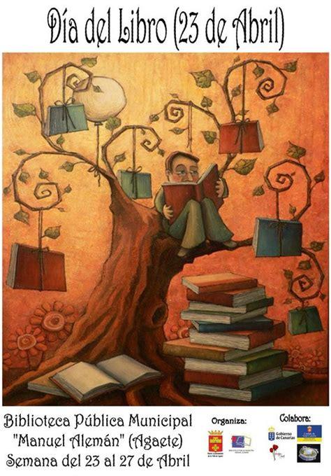 descargar libro e the giving tree para leer ahora cartel del d 237 a del libro 2012 biblioteca municipal de agaete d 237 a del libro