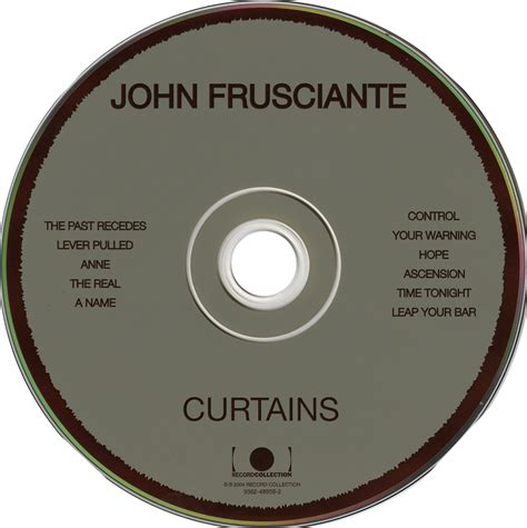 john frusciante curtains john frusciante curtains