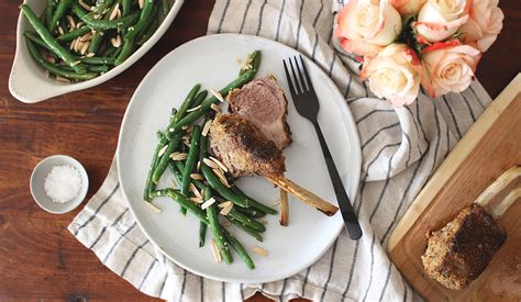 Rack Of Dinner by A Its Side Dish Two Recipes That Would Match On