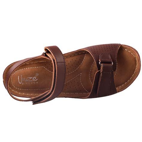 comfortable sandals for walking women unze womens nuty comfortable walking sandals uk size 3 8