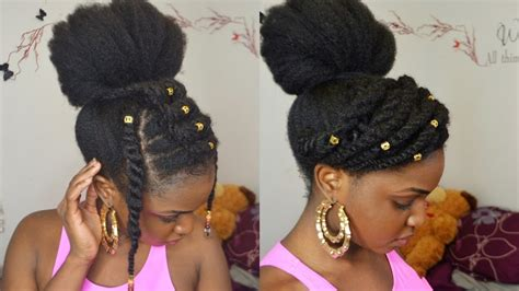 Protective Hairstyles For Hair Twist by Hair Protective Styles Twists Www Pixshark