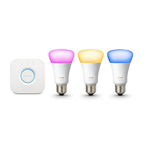 alexa compatible light bulbs philips hue white and color ambiance 2nd generation smart