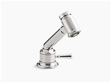 kohler k 7341 hirise single hole kitchen sink faucet with hirise deck mount bridge kitchen sink faucet k 7337 4