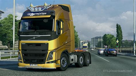 volvo 2013 truck volvo fh 2013 by ohaha v18 5 euro truck simulator 2 mods
