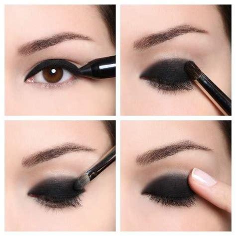 imagenes de ojos ahumados tips de maquillaje para ojos ahumados paso a paso con fotos