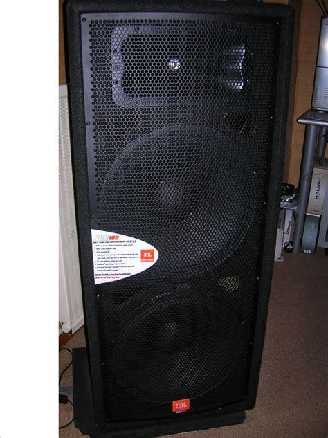 Speaker Jbl Jrx 125 jbl jrx125 image 228961 audiofanzine