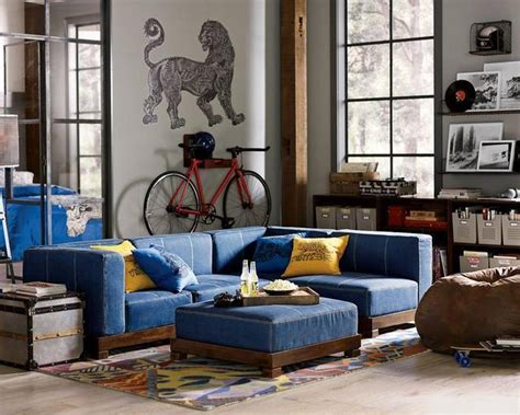 pottery barn teen sectional create a teen lounge for your home s young adults news