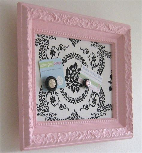 magnetic inspiration memo board modern shabby chic medium