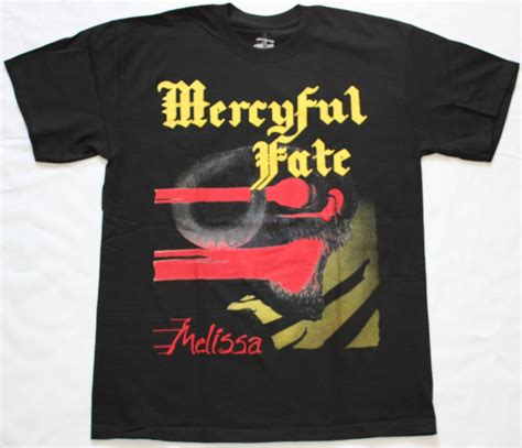 T Shirt 1d Baam Best Quality mercyful fate 83 king thrash metal