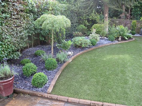 low maintenance backyard landscaping ideas small gravel garden design ideas low maintenance garden800