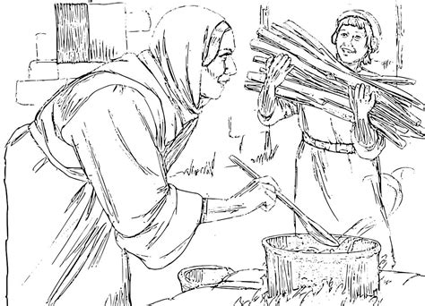 free coloring pages of holy family