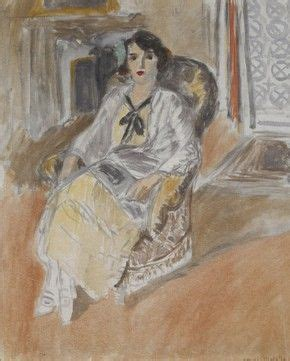 woman in an armchair woman seated in an armchair henri matisse 6 pinterest