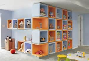 Unique Wall Storage Creative Toy Storage Solutions For Your Kids Room