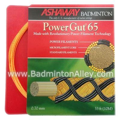 Raket Ashaway Power Platinum ashaway power platinum