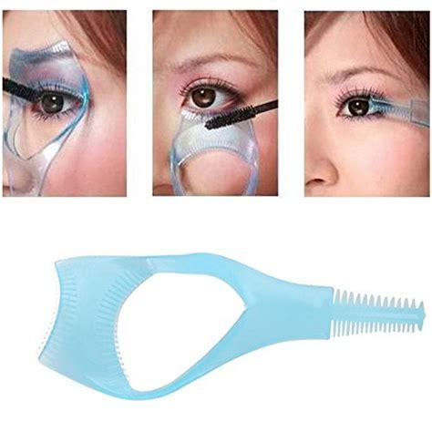 Viny Eyelash Curler Tiwok 2 x 3in1 mascara eyelash brush curler lash comb toiletry