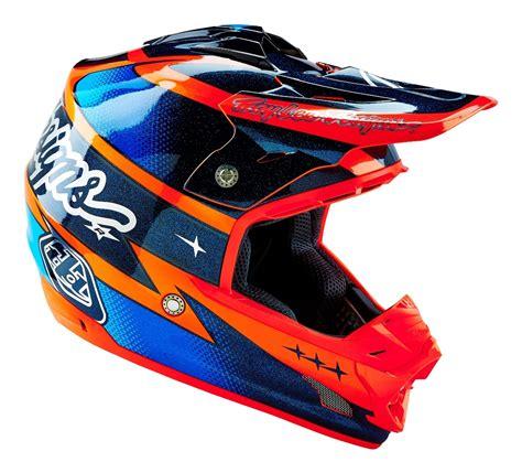 tld motocross helmets troy lee designs new mx 2016 se3 tld team orange navy
