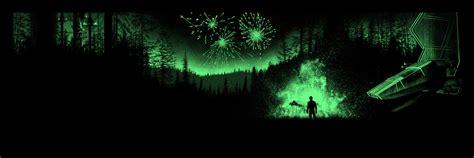 glow in the dark tattoo star wars star wars art from acme s may 4th celebration geektyrant