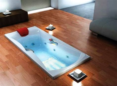 bathtub in floor 20 modern bathroom designs with contemporary in floor