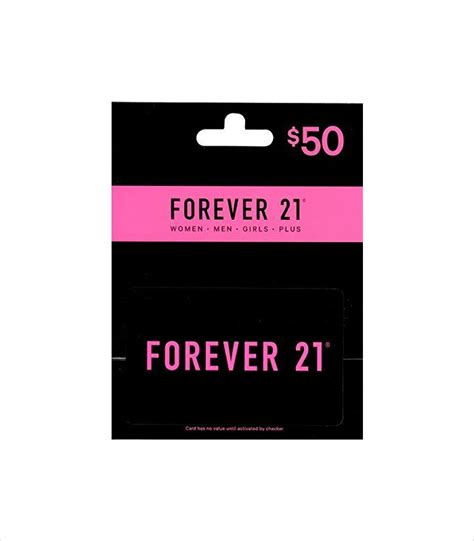F21 Gift Card - 23 of the best chistmas gifts for tween girls