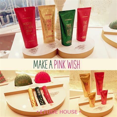 Harga Etude House Bouquet chibi s etude house korea etude house pink wish tree