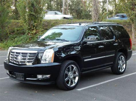 2008 Cadillac Escalade Mpg 2008 cadillac escalade base awd 4dr suv in lynnwood wa