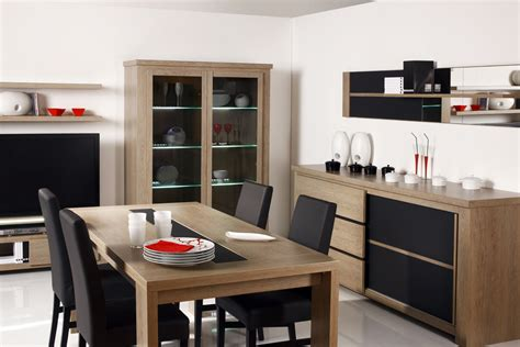 Modern Dining Room Furniture Sets Complement The Decor Kitchen With Dining Room Table Sets Trellischicago