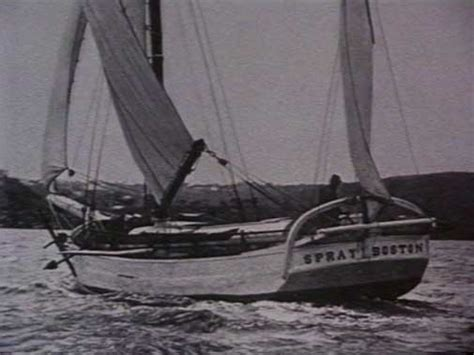 sailing boat joshua living pictures history based films