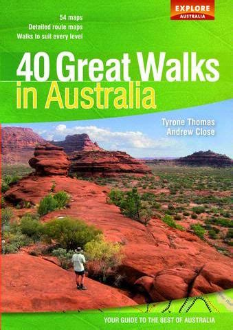 walking books australian walking books maps books travel guides