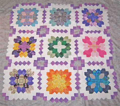 The Patchwork - patchwork of the crosses quilt obsession