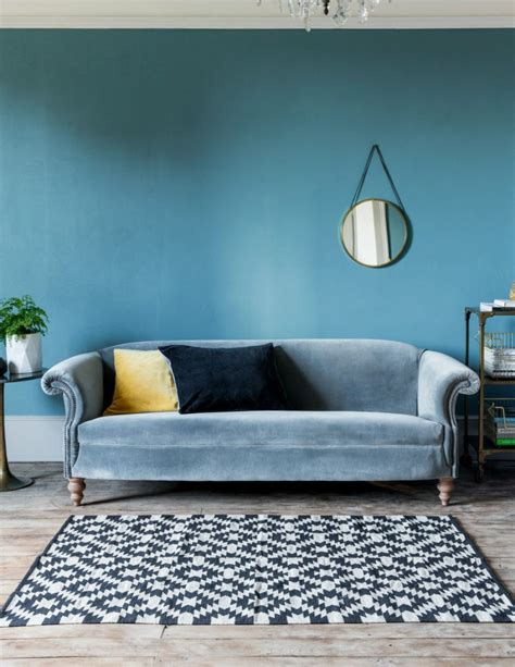 light blue velvet sofa 40 velvet sofas that add a bit of appeal to the house