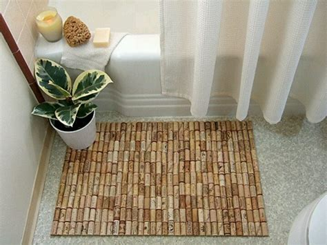 Cork Bath Mats Bathrooms by Cork Bath Mat Home Decor