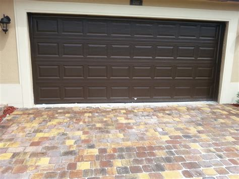 Brown Garage Door Gallery Garage Door Solutions Miami