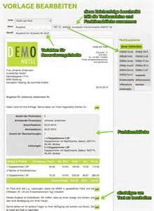 Angebot Und Rechnung Muster Hotelreservierung Angebot Buchungsbest 228 Tigung Und Rechnung Vorlage Muster