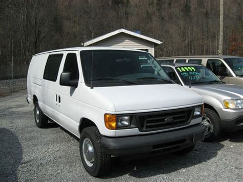 how does cars work 2004 ford e series engine control find used 2004 e350 extended cargo van work van with shelving and cages in mullens west