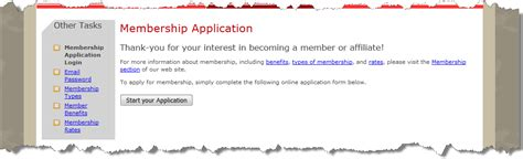 Application Letter To Join A Club How To Build A Better Membership Application Form Apricot Membership Knowledge Hub