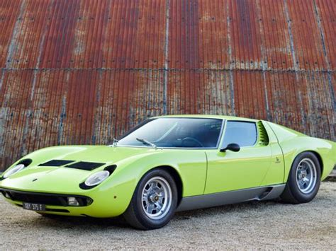 Lamborghini Miura Kaufen by Lamborghini Miura P 400 S 1968 Kaufen Classic Trader
