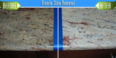 Granite Countertop Removal by Stoneshine Restoration Image Gallery Proview
