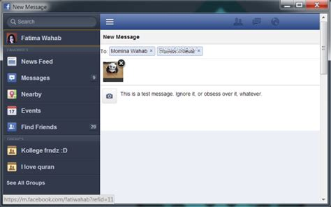 facebook chat bar top friends 10 great facebook extensions for google chrome