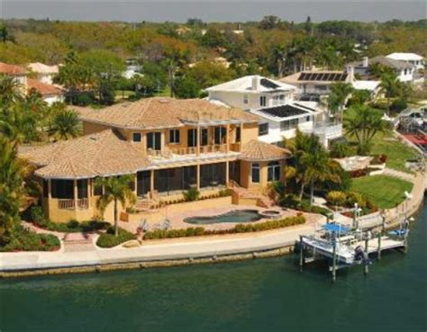 house with boat dock for sale sarasota waterfront homes for sale sarasota waterfront real estate