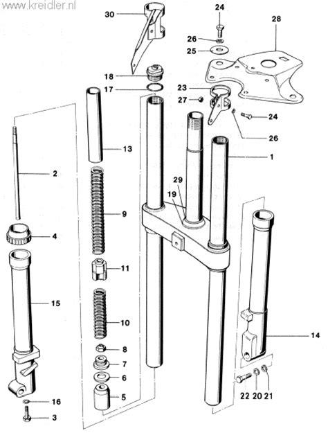 Bauteile Motorrad Gabel by Kreidler Lf Bj 74 Kaufen Seite 3 Forum Mofapower De